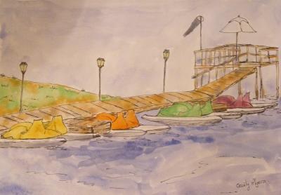 windboats